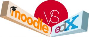 Moodle Vs Edx טבלת השוואה
